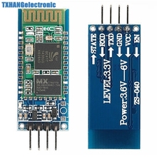 Wireless Bluetooth Transceiver  hc-06 HC 06 RF Slave Module RS232 / TTL to UART converter and adapter hc-06 rs232