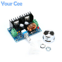 XL4016E1 DC-DC Buck Step Down Power Supply Module Voltage Regulator 200W 8A PWM Modulation 4V-40V to 1.25V-36V with Rectifier(China)