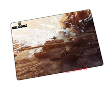 wot tank mousepad Personality gaming mouse pad Natural rubber gamer mouse mat pad game computer desk padmouse keyboard play mats