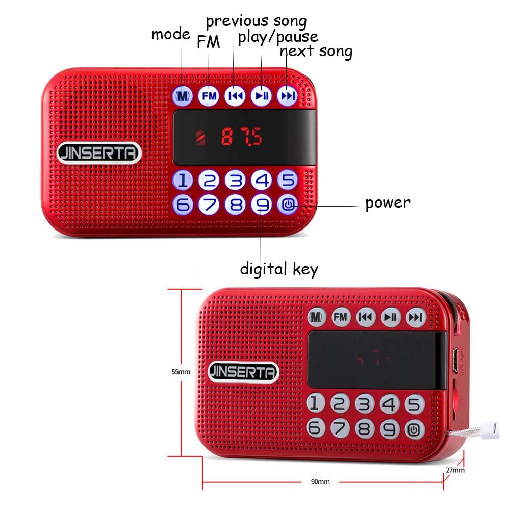 E3223-mini FM radio-9