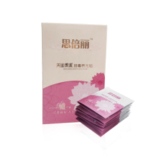10pcs Traditional Chinese Medicine Panty Liner Pad Eliminate Bacteria&Odor Diminish Inflammation/KS23(China)
