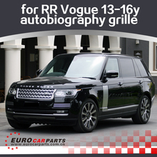 for RR vogue to autobiography grille fit for RR Vogue 2013-2016year to autobigraphly grille front bumper side cover, fender vent