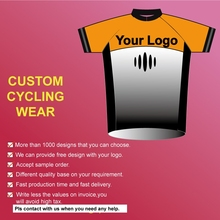 2017 custom printed cycling jersey/custom 5 panel cycling clothing/bike wear oem service club cheap sublimation bike logo jersey(China)