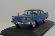 WhiteBox 1:43 Plymouth Savoy 1959 Diecast model car(China)