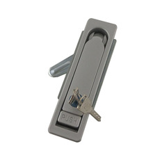 MS712 Plane Lock with Keys Push Botton 149mm Length Cupboard Cabinet Door Lock