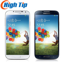 "Unlocked Original Samsung Galaxy S4 i9500 i9505 Mobile Phone 13MP Camera 16GB ROM 5.0"" inch 1920X1080 GPS Refurbished Cell Phone(China)"