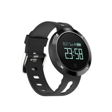Buy DM58 Waterproof IP68 Smart Watch Bluetooth BT4.0 Fitness Tracker Sports Watch Heart rate Blood Pressure IOS Android for $35.19 in AliExpress store