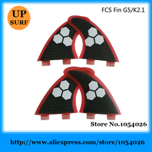 New Design FCS G5 Fin SUP Surfboard Fins FCS Quad Fins