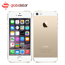 Unlocked Original Apple iPhone 5S Smartphone 16GB ROM Cell Phone HD 8.0MP  Camera Cell Phone iOS 4G LTE 5S Mobile Phone