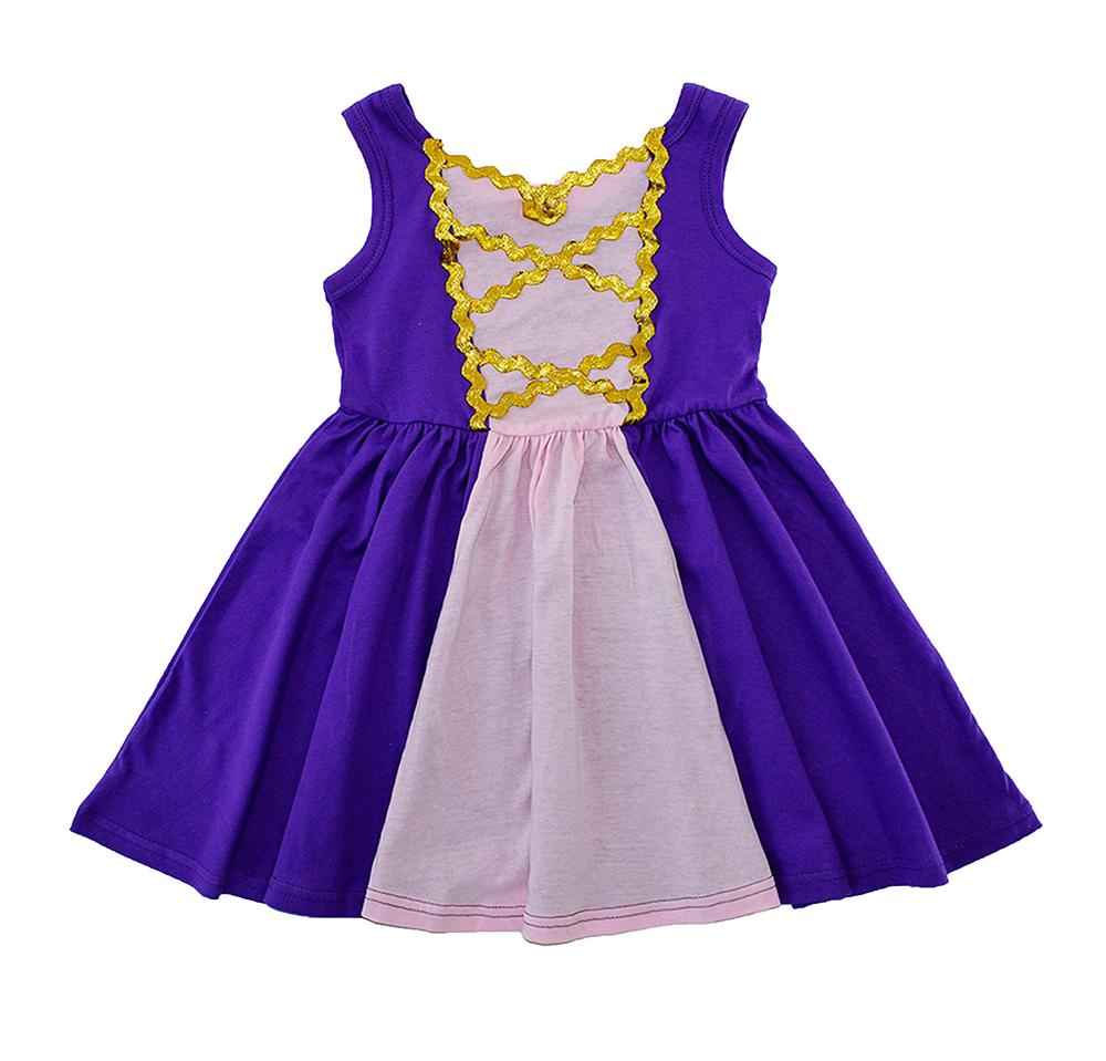 Populaarsete Disney multifilmitegelaste kleidid tüdrukutele