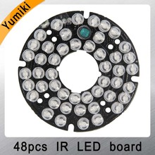 Yumiki Infrared 48 x 5 IR LED board for CCTV cameras night vision (diameter 60mm)(China)