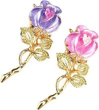 HOT Gift Jewellery rose USB Flash Drive 4gb 8gb 16gb 32gb Pen Drive key/card flash memory stick Pendrive Free by DHL