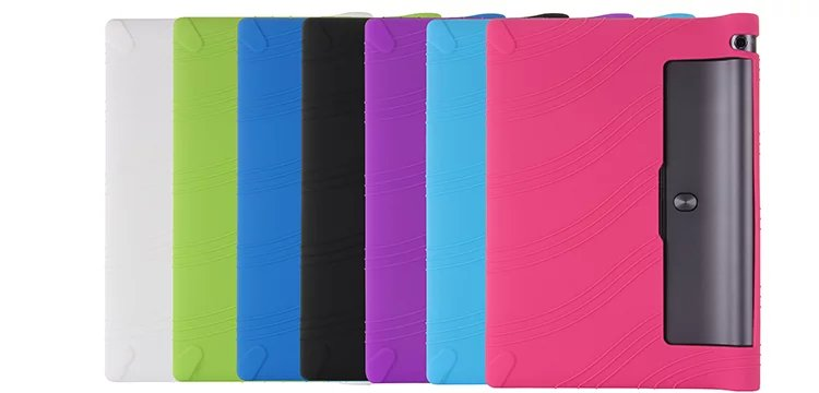 2016 NEW YOGA Tab 3 New Arrival Case For Lenovo yoga tab 3 x50 x50m x50l x50f tablet Silicone Soft Case with gift<br><br>Aliexpress