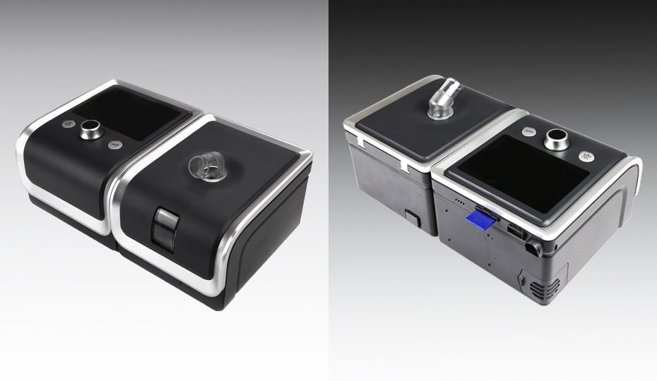 GII Auto CPAP Machine E-20AH-O Smart Home Ventilator For Sleep Snoring Apnea With Humidifier Mask Hose SD Card Free Shipping (29)