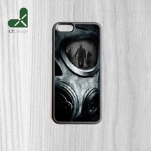 1pcs Authentic Mask Background Pattern High quality Mobile Protection Case Cover For iPhone 6 6s And 4 4s 5 5s 5c 6 Plus(China)