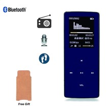 Original ONN W6 real 8GB lossless HiFi MP3 Music player High sound quality Bluetooth MP3 E-book FM radio