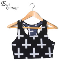 Buy X-087 Fashion Women Crop Top Sexy Tank Top Summer Vest women clothing punk S M L XL plus size for $3.30 in AliExpress store