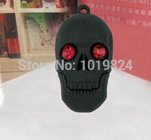 100% real capacity pendriveping  High quality latest full capacity skull head 8GB 16GB 32GB 2.0 Memory USB Flash Drive S59