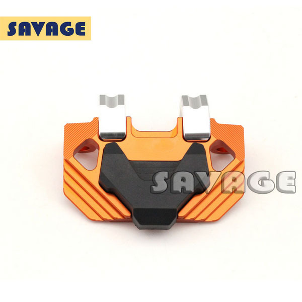 2015 NEW Arrival Motorcycle Accessories Front Brake Caliper Protector Cover For KTM RC 200/390 DUKE 2012-2014<br>