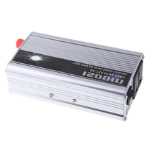 24V DC to AC 220V 50HZ Car Auto Power supply Modified Sine Wave Inverter Converter Adapter 1200W USB Charger