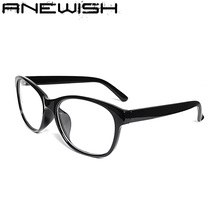 ANEWISH Fashion Optical Glasses Frame Retro Glasses Women Clear Lens Eyeglasses Anti radiation Computer Glasses oculos de grau
