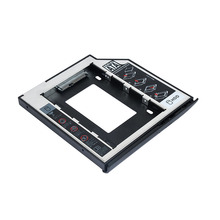 DeepFox 9.5mm 2nd HDD Caddy SATA to SATA Eexchange Hrad Disk Drive Enclosure for HP 2530P-SS(China)