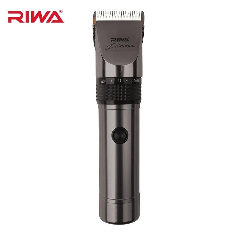 RIWA X9 Hair Trimmer Professional Electric Rechargeable Hair Clipper 100-240V Lithium Battery Original Hair Cutting Machine <br>