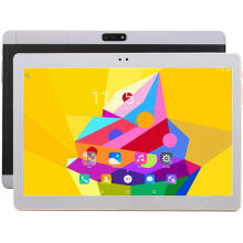 New Tab 10 inch Octa Core 64GB Tablet Andorid 6.0 tablet 10.1 4GB RAM 1920*1200 IPS Dual SIM Cards Computer Tablets 4G FDD LTE(China)