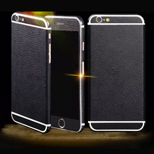 1 Pc/lot Slim 360 Degrees Full Body Matte Striae Decal Skin Film Cell Phone Sticker for iPhone 6s Plus