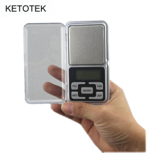 200g/0.01g Digital Pocket Scale Weed Jewelry Electronic Scales Weight Balance - KETOTEK Meter Store store