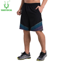 Men Shorts Fitness Exercise Joggers Boxer Shorts Loose Fasion Quick Dry(China)
