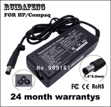 18.5V 3.5A FOR HP Compaq Presario CQ62 G62 CQ56 LAPTOP CHARGER ADAPTER(China)