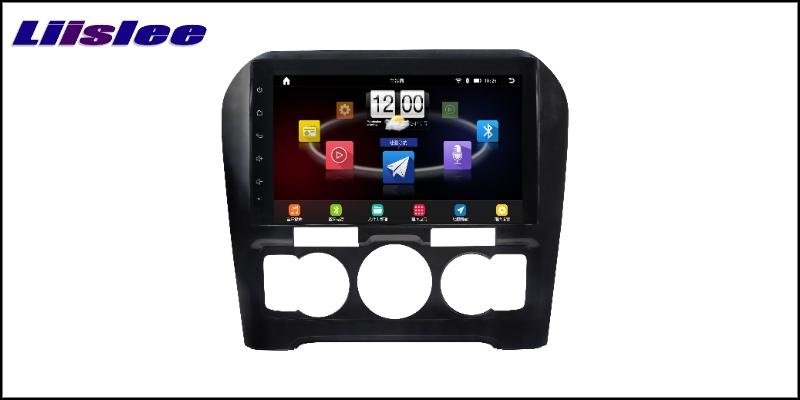For Citroen C4 2004~2010 LiisLee Car Multimedia TV DVD GPS Audio Hi-Fi Radio Stereo Original Style Navigation NAVI 2