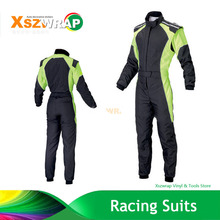 2017 Hot Selling Latest 2 Layers One Piece Kart Auto Racing karting Suit and car Drifting Suit