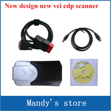 2015.R1 Free active / 2014.3 with Keygen Software For New vci cdp+TCS cdp pro plus + LED cables SCANNER for cars/trucks as mvd