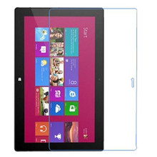 "Clear LCD Nano Premium Tempered Explosion-proof Soft Film for Microsoft Surface Pro 2 Pro2 10.6"" (NOT Glass)"