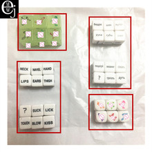 Buy EJMW 5 Style Sex Dice Can Choose English Russian Luminous Sex Dice 12 Sided Dice Sex Toys Couple Adult Games for $1.29 in AliExpress store