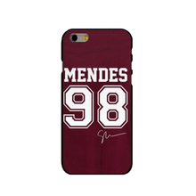 2017 For Apple iPhone 4 4S 5 SE 6 6S Plus 4.7 7 7plus Shawn Mendes 98 Design Cell Phone Case Cover Shell Coque