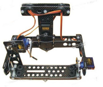ATG T2-CRP Stability PTZ 2-Axis Aerial Pan Tilt PTZ w/ 3 Dampers Aerial Photo<br><br>Aliexpress