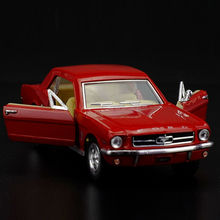 High Simulation Exquisite Diecasts&Toy Vehicles: Good Car Styling 1964 Fort Broncos Vintage Car 1:36 Alloy Diecast Car Model