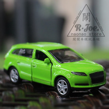 1:64 Alloy car model Sports car series Audi Q7 SUV business car Providia Children like the gift Family Collection Decoration 1(China)