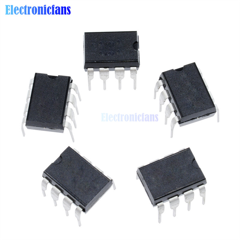 50Pcs LM358P LM358N LM358 Dip Operational Amplifier 8Pin Ic New so