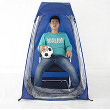MIN mimir outdoor Blue tents Football Sports Viewing Tents Concert Tent Winter Plant Insulation Tents(China)
