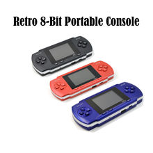 Handheld Game Player Portable Video Game Console 2.8'' LCD Retro 8 Bit Games