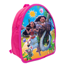 1pc 29*23*13cm Cute Ocean Moana SchoolBag Daypack Mini PP Gift Bag Cartoon Theme Kid Boy Birthday Party supplier Party Favors(China)