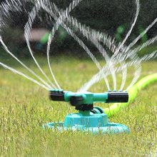 Buy Automatic Irrigation System Garden Watering Tool Lawn Green Plant Watering 360 Degree Rotating Water Spray Organ Gardening Set for $10.99 in AliExpress store