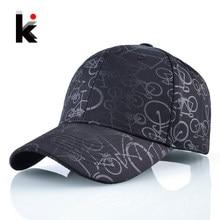 2018 nuevo sombrero de béisbol para los hombres de moda de impresión  bicicleta del casquillo del Snapback Unisex deporte al aire. 6aac0d27286