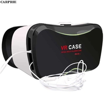 CARPRIE VR Case Plus VR Box Glasses Immersive Virtual Reality Google For Samsung  for iPhone 6S Plus  for smartphones