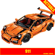 2704PCS LEPIN 20001 technic series 911 DIY Model Building Kits Blocks Bricks Compatible With 42056 boy's toy Educational gift