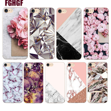 Buy 2017 New Phone Cases iphone 5 5s SE 6plus 6s 6 7 7plus Case Scrub Marble Stone Image Painted Soft TPU Silicone Case Cover for $1.23 in AliExpress store